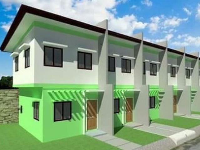 For Sale 2 Storey 2 Bedroom Townhouse In Precious Ville Lagtang Talisay City, Cebu