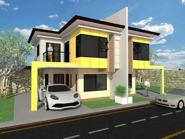 For Sale Preselling Duplex House 3 Bedroom In Anami Homes Consolacion