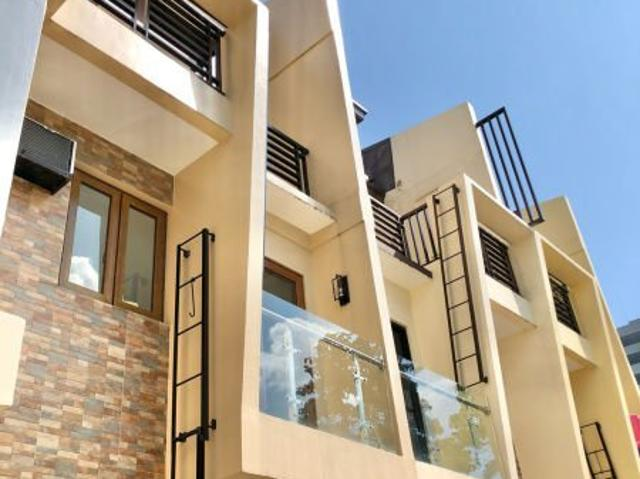 For Sale Residential Townhouse In San Antonio Makati