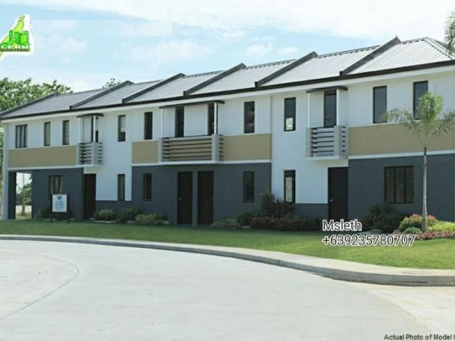 For Sale Townhouse House And Lot @ ₱ 1.8m