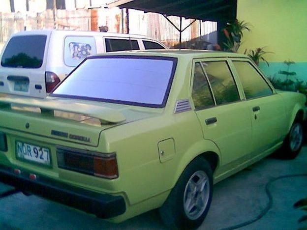For Sale Toyota Corolla Dx 45,000! Rush!