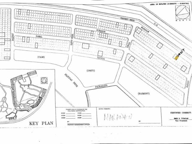 For Sale Vacant Lot In The Heritage Park, Taguig City