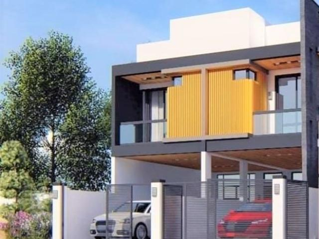 For Sale/pre Selling Alessandra Townhome In Sucat, Parañaque City