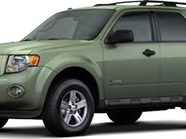 Ford Escape Hybrid Colorado Springs 43 Used Cars In Mitula