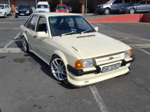 Currently 7 Ford Escort For Sale In Cape Town Mitula Cars