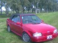 Ford Escort 1991, Manual, 1.8 Litres