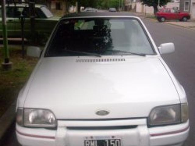 Ford Escort 1992, Manual, 1.8 Litres