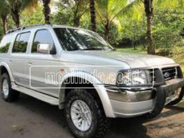 Ford everest turbo 4x4