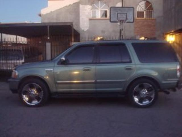 Ford Expedition 1998, Automática, 4.6 Litres
