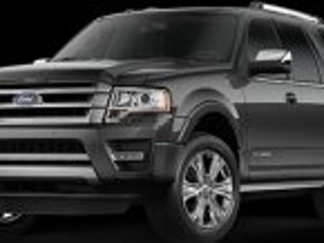Ford expedition 2015 automatic