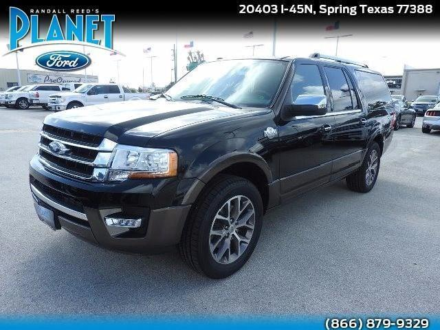 Ford Expedition El King Ranch 2017 Used