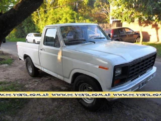 <strong>Ford</strong> F100 Fase Ll V8 1985