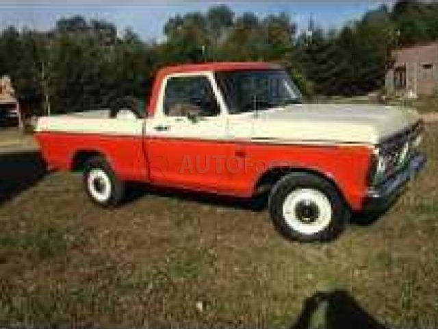 Ford f 100 1982