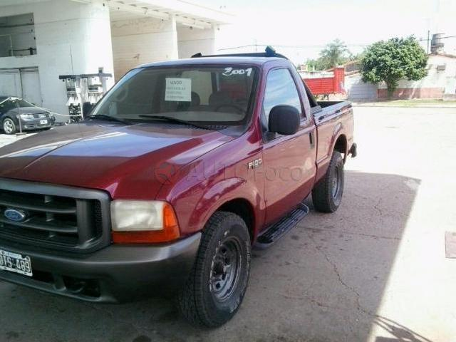 Ford f 100 2001