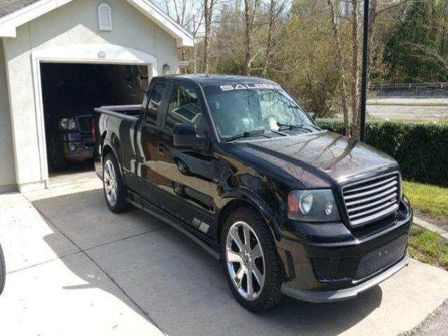 f150 supercharge s7 s331 saleen used cars in salinas. Black Bedroom Furniture Sets. Home Design Ideas