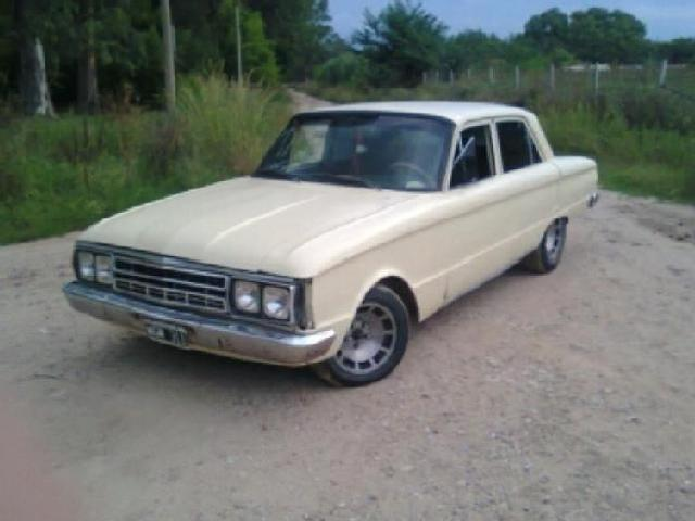 Ford falcon sprint 221