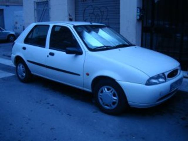 Ford Fiesta 1999, Manual, 1.8 Litres