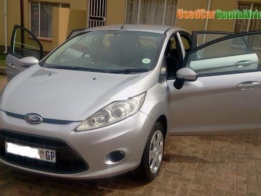 Ford Fiesta Used Ford Fiesta 2010 Price Mitula Cars