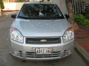 Ford Fiesta 2010, Manual, 1.6 Litres
