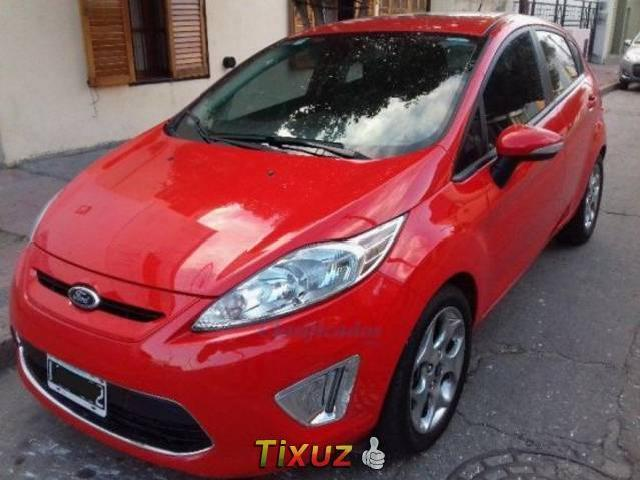 Ford Fiesta Usados Ford Fiesta Kinetic Rojo Mitula Autos