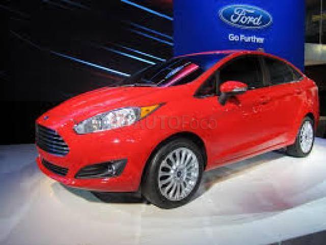 Ford Fiesta Kinetic 2015