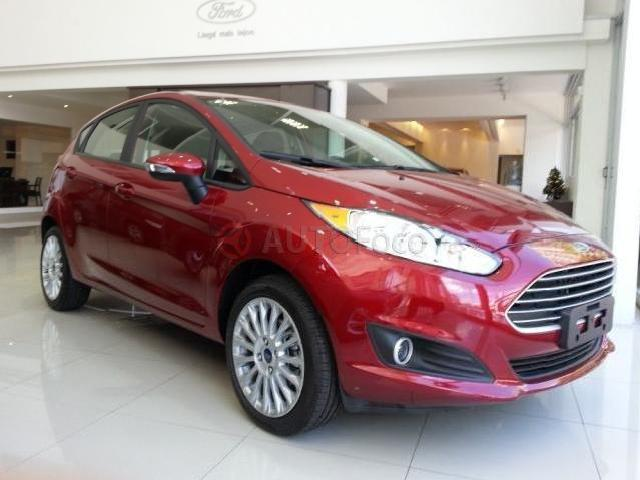 Ford fiesta kinetic 2016