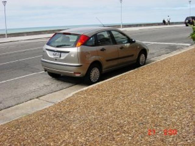 Ford Focus 2004, Manual, 1.8 Litres