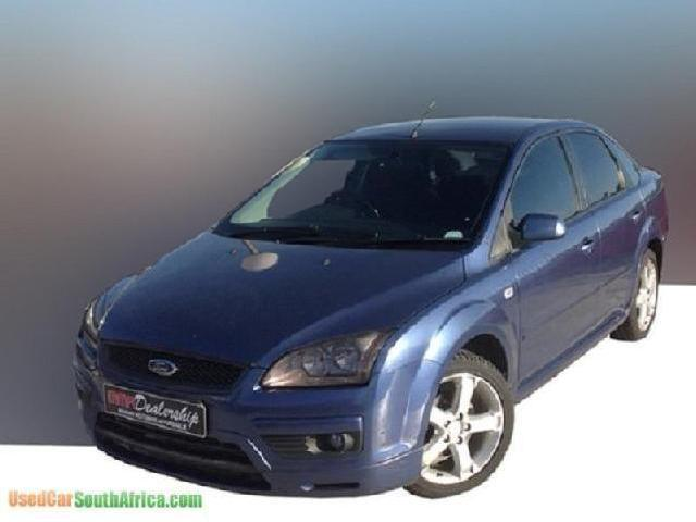 ford focus st on sale in south africa pretoria autos post. Black Bedroom Furniture Sets. Home Design Ideas