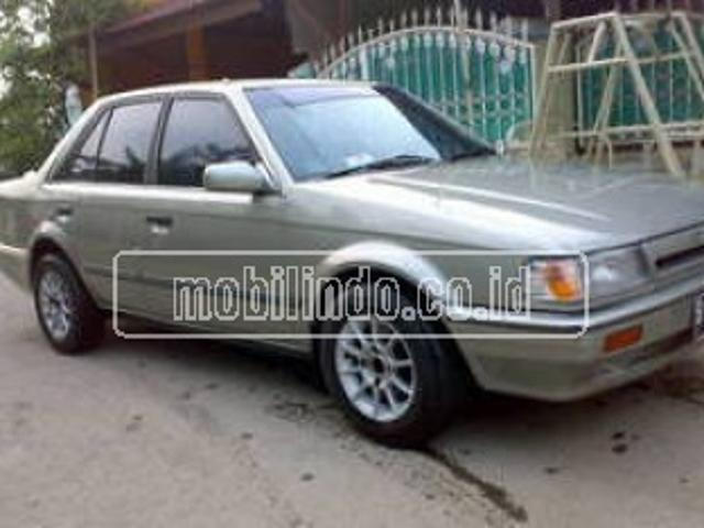 Ford Laser M/t