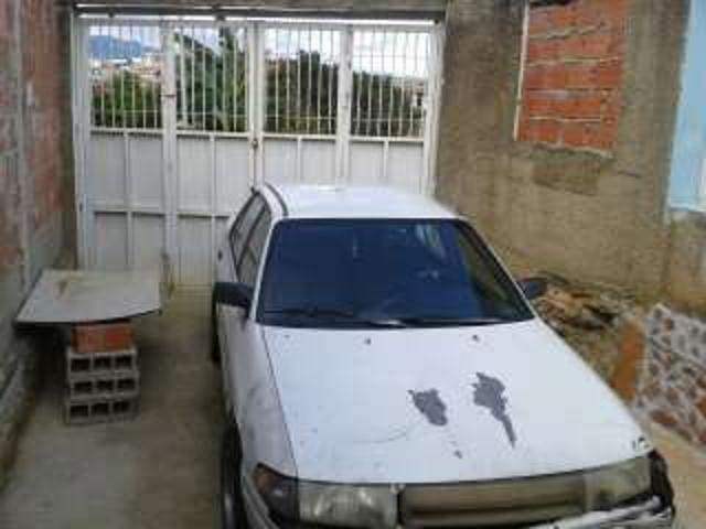 Ford Mercury Tracer Año 1993 Color Blanco