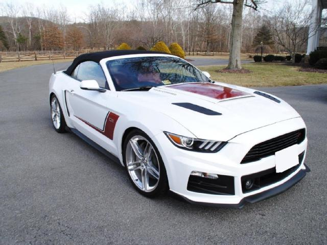 Ford Mustang Convertible In Washington Used White Mitula Cars