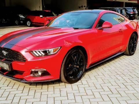 Ford Mustang Ecoboost >> Ford Mustang