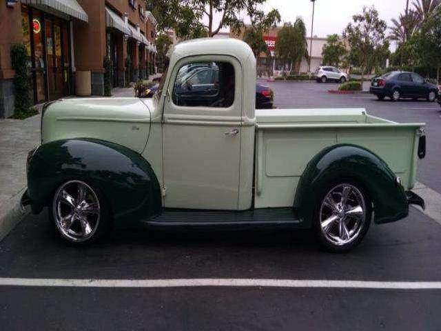 Ford California 6 1940 Truck Ford Used Cars In