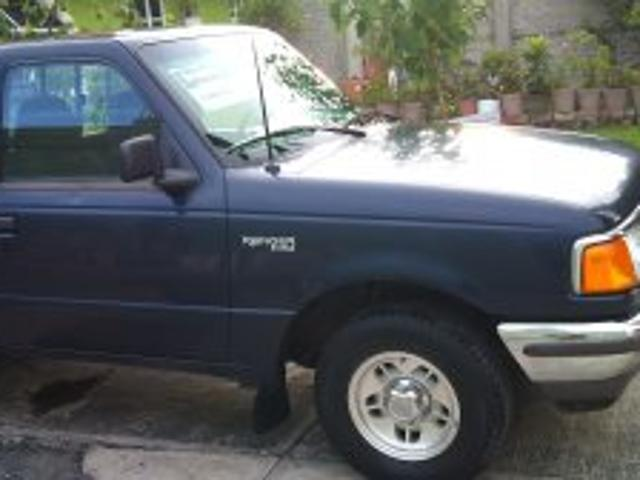 Ford ranger 1996 automatica