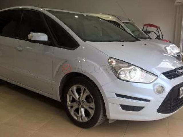 Ford S Max 2014