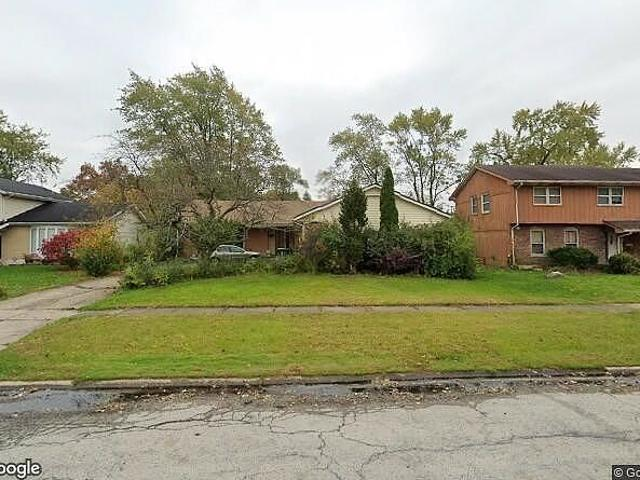 Foreclosed Home For Sale In Country Club Hills, Il