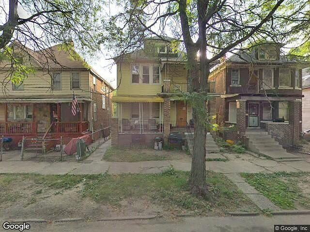 Foreclosed Home For Sale In Detroit, Mi