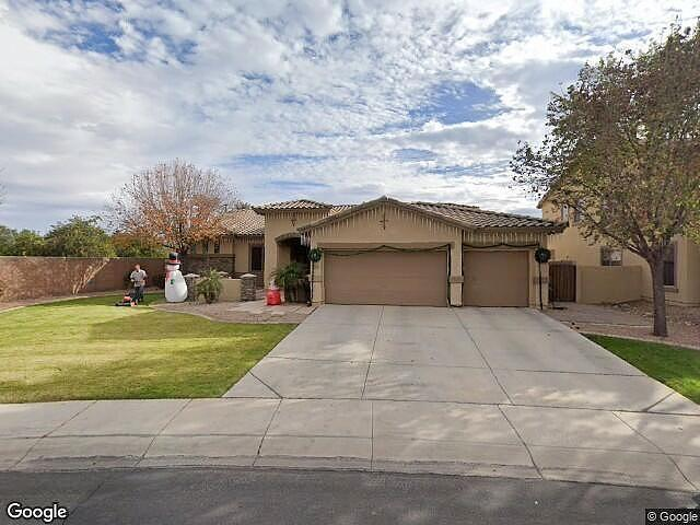 Foreclosed Home For Sale In Gilbert, Az