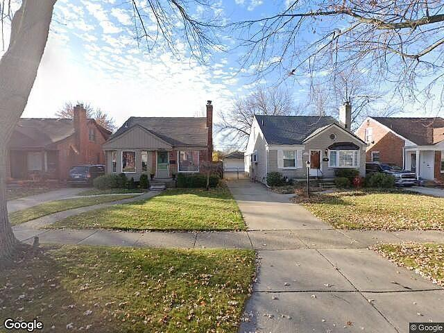 Foreclosed Home For Sale In Harper Woods, Mi