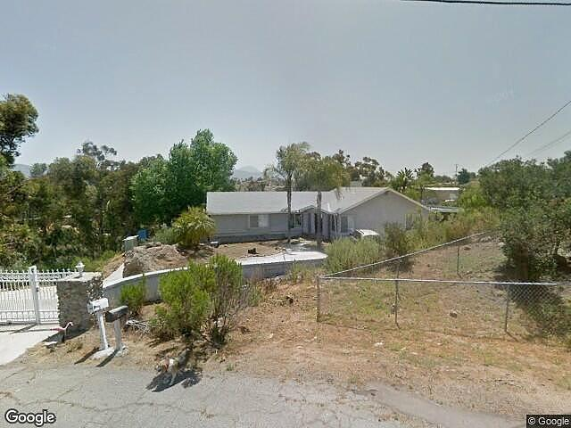 Foreclosed Home For Sale In Jamul, Ca