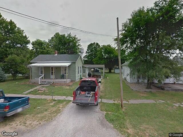 Foreclosed Home For Sale In Loraine, Il