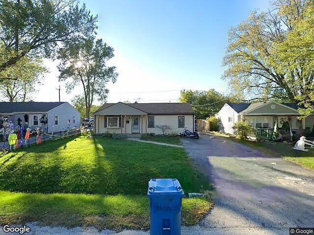 Foreclosed Home For Sale In Midlothian, Il