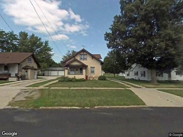 Foreclosed Home For Sale In Nora Springs, Ia