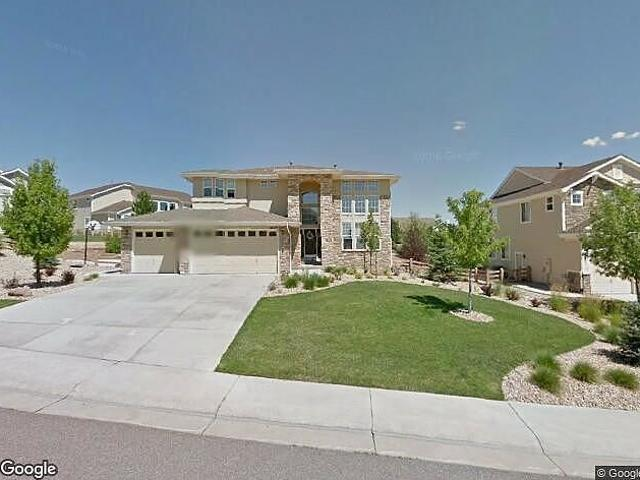 Foreclosed Home For Sale In Parker, Co