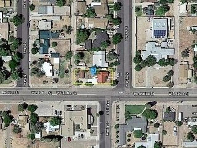 Foreclosed Home For Sale In Safford, Az
