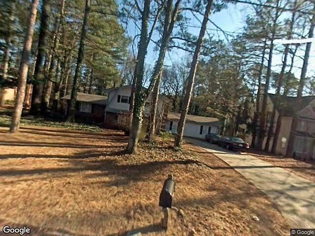 Foreclosed Home For Sale In Stone Mountain, Ga