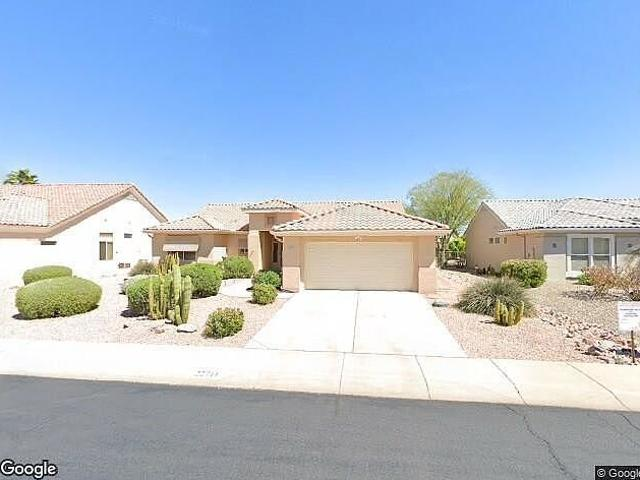 Foreclosed Home For Sale In Sun City West, Az
