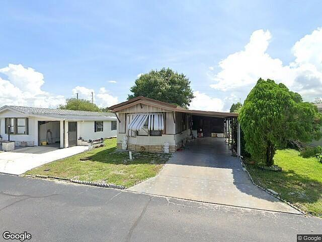 Foreclosed Home For Sale In Zephyrhills, Fl