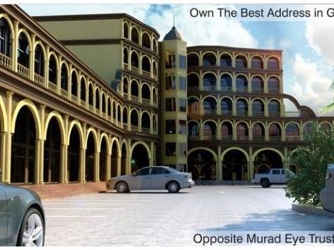 Fortress Gujranwala Payment Plans And Booking Detail For Shops