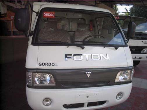 <strong>Foton</strong> Gordox China Made Jeepney Type